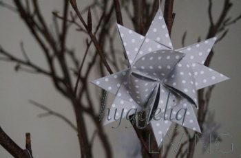 Fröbel-Sterne basteln