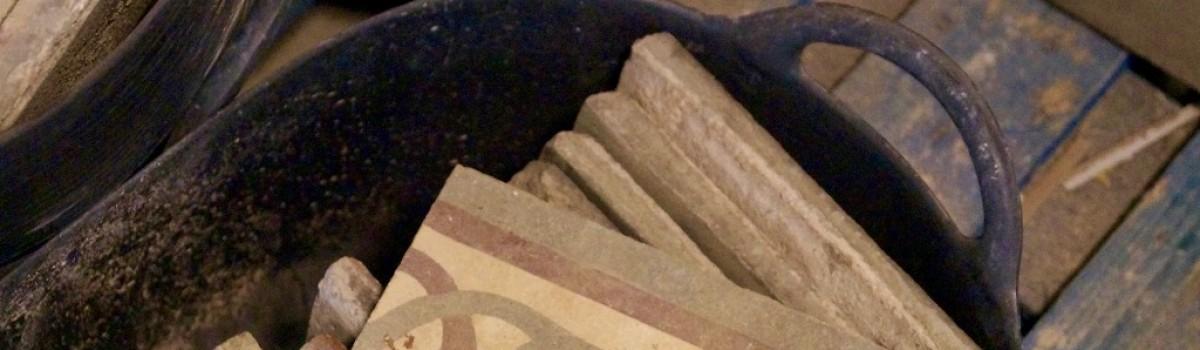 Zementfliesen – Der neue Fußbodentrend für 2016