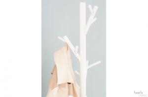 Flur Garderobe Garderobenständer Jan Kurtz tree