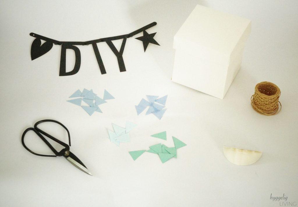Einladung Kindergeburtstag Box DIY
