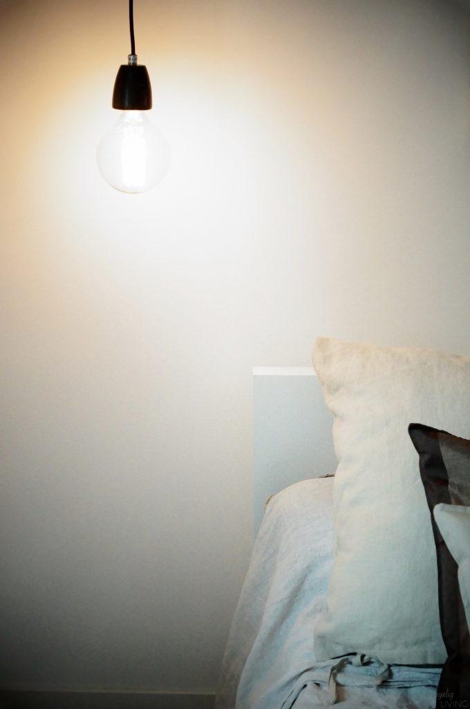 Minimalismus pur - Leuchten mit Textilkabel BoConcept