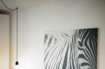 minimalismus pur leuchten mit textilkabel hyggelig living. Black Bedroom Furniture Sets. Home Design Ideas