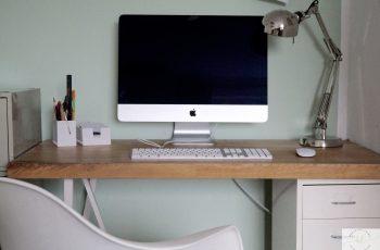 Wie Du Deinen Arbeitsplatz mit ganz einfachen Mitteln organisieren kannst!