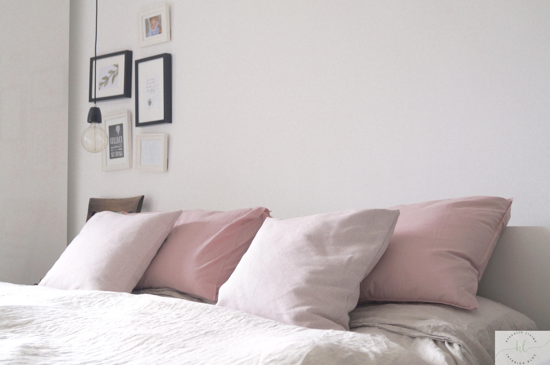 Frühling Schlafzimmer Ein Hauch von Rosa