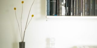 String-Regal weiß Nils Strinning, Metod-Küche als Sideboard
